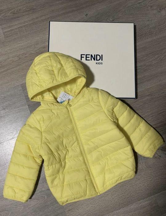 Новая демисезонная курточка в лимонном цвете Одесса - изображение 1