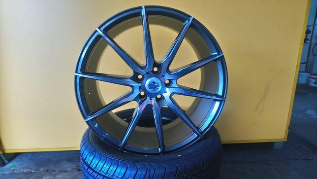 4 Felgi aluminiowe NOWE oryginalne FORZZA 19'' 5X112 Audi Mercedes