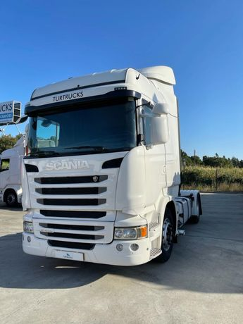 Scania R410 ano 2015