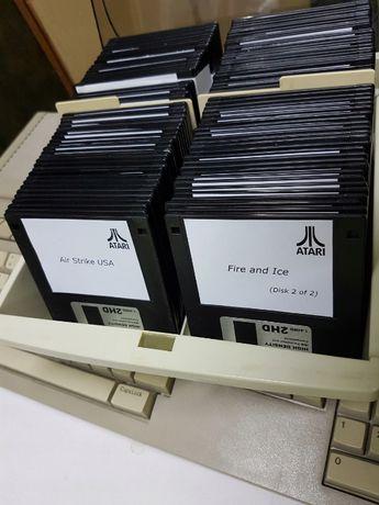 Gry Atari ST - Sprawdzone.