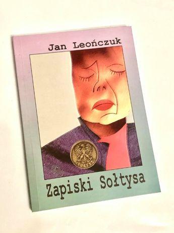 Zapiski Sołtysa Leończuk
