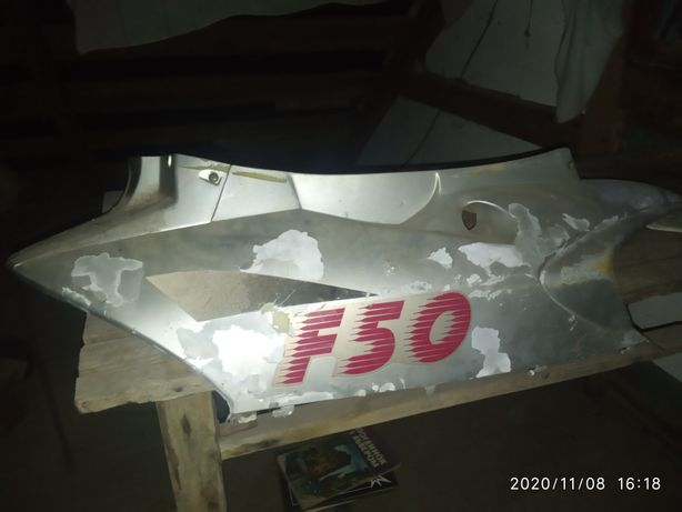 Пластик на скутер Viper f50