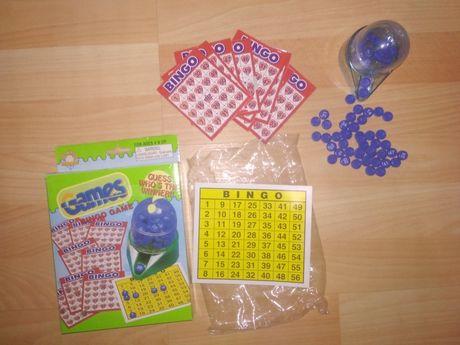 Jogo Bingo completo