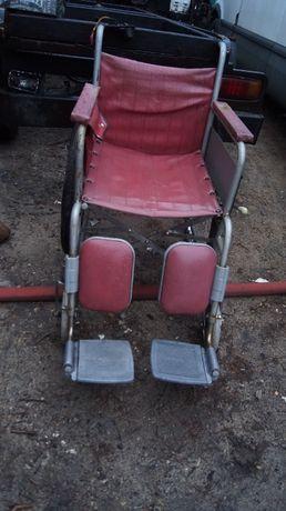 Wózek inwalidzki ortopedyczny Ortmed W-w Zakłady Sprzętu Ortopedyczneg
