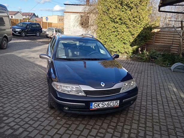 Renault Laguna II 2 2003r 1.9 Dci