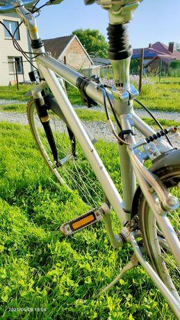 Rower Trekkingowy Raleigh