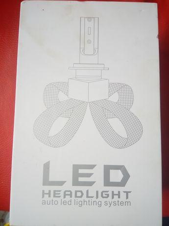 LED лампи під цоколь Н1