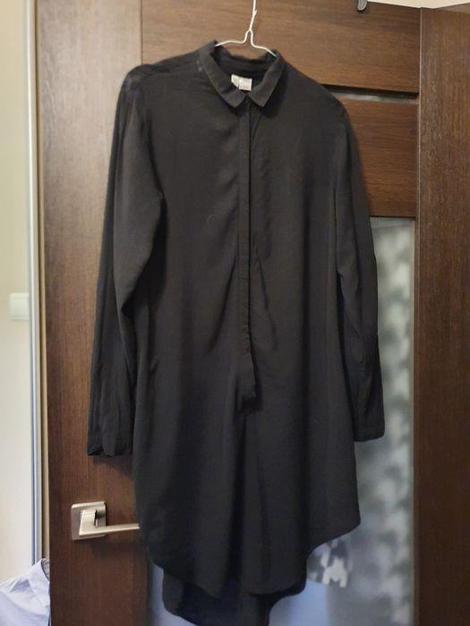 Czarna Tunika/Koszula H&M Mników - image 1