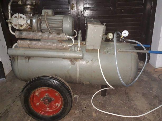 Kompresor sprężarka tłokowa 2,2kW Aspa 3JW60