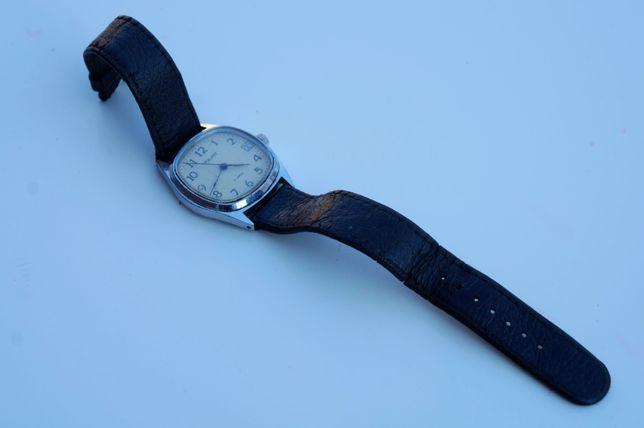 Zegarek Męski Rosyjski Ruski Poljot 17 Kamieni Kwarcowy Sprawny