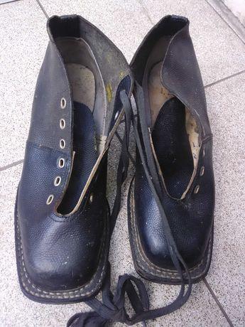 Ботинки лыжные советские новые 28,5 размер