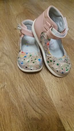 Детские туфли ортопеды