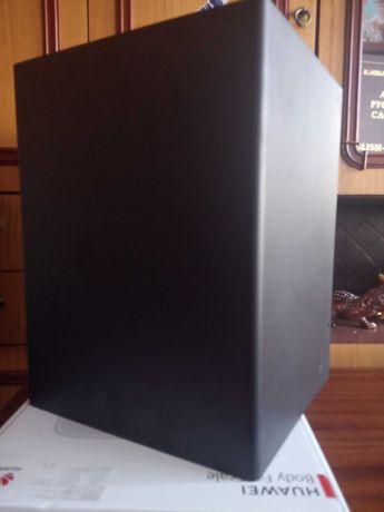 Короб черный для вытяжки Pyramida абсолютно новый без дефектов.