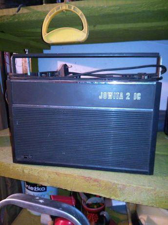 Stare radio UNITRA Jowita 2
