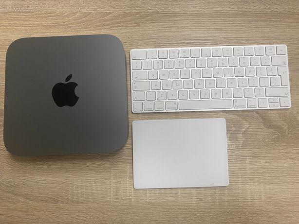 Apple Mac Mini 2018 A1993 i5 Magic Trackpad 2 Keyboard Magic 2