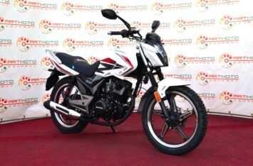 Новый мотоцикл Musstang region 200 ARTMOTO