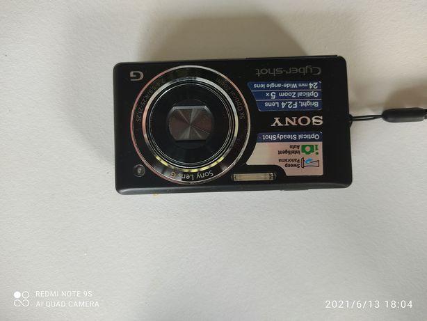 SONY Cyber-shot DSC-W380 Câmara fotográfica Digital