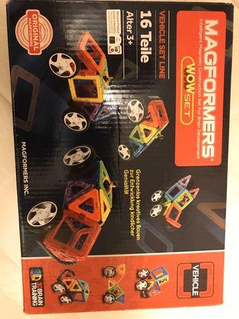 Dante Magformers Wow Set 16