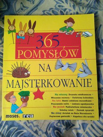 365 pomysłów na majsterkowanie książka