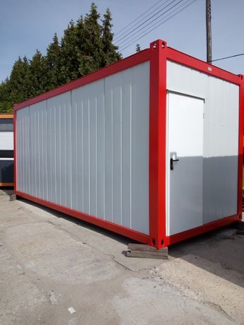 WYNAJEM kontener budowlany, biurowy, socjalny