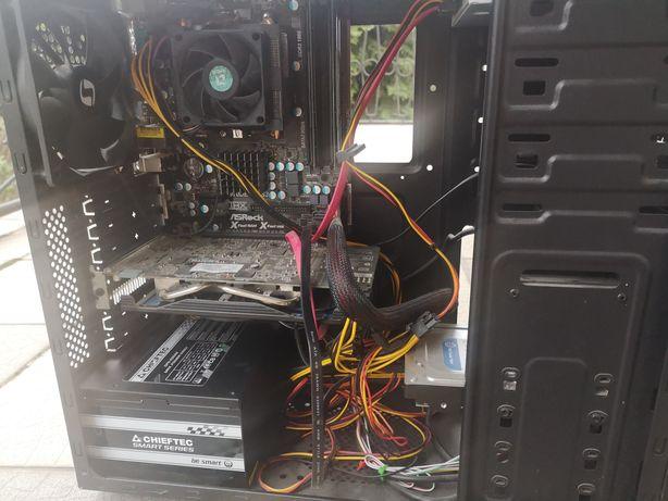 Komputer stacjonarny AMD fx6200 dysk 1000gb karta graficzna nvidia 2g