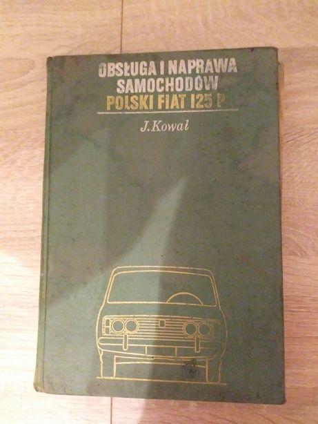 Fiat 125p Książka