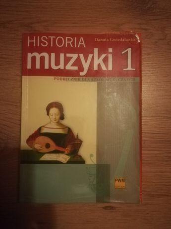Historia muzyki 1 D. Gwizdalanka