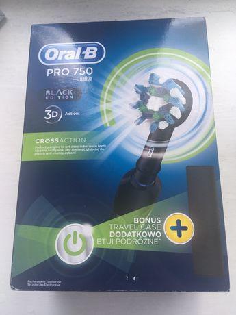 Sprzedam szczoteczke elektryczna oral-b pro 750