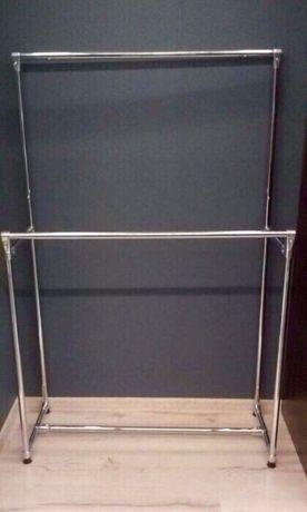 Вешалка стойка для одежды напольная