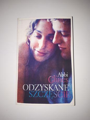 Nowa książka Odzyskane szczęście