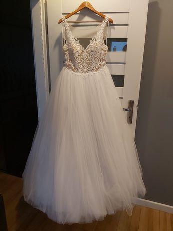 Suknia ślubna Bellissima Annais Bogna 40