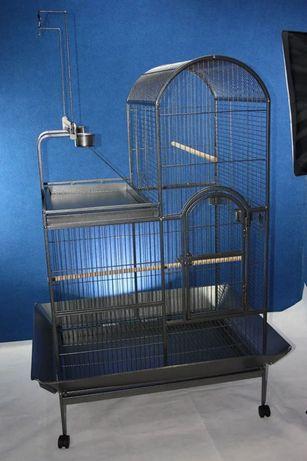 Gaiola Mesmo Muito Grande Para Criação Profissional de Aves - Araras