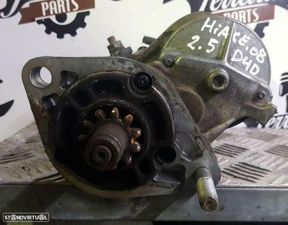 Motor de arranque Toyota Hiace 2.5 D4D de 2008