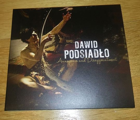 Dawid Podsiadło - Annoyance and Disappointment CD