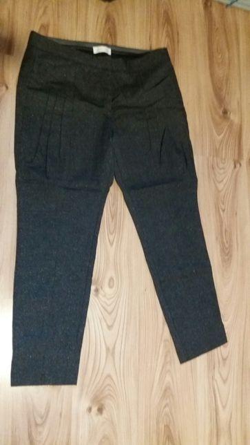 Spodnie wełniane