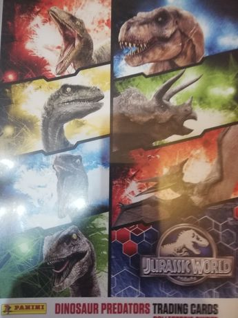 Karty Jurassic World
