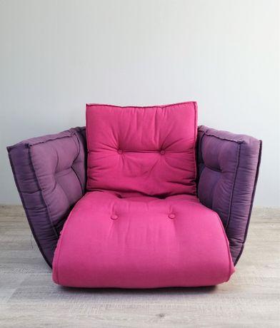 Fotel rozkładany, futon, materac gościnny KARUP DESIGN
