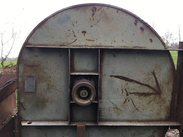 Odciąg trocin wyciąg wentylator transportowy/ wyciąg do Trocin