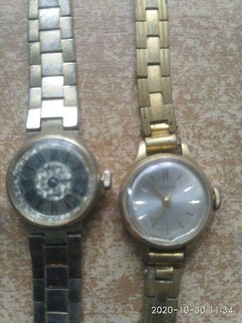 Продам женские часы чайка СССР