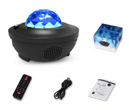 Projektor Gwiazd LED - Lampka Nocna na prezent HIT ! możliwa wysyłka!