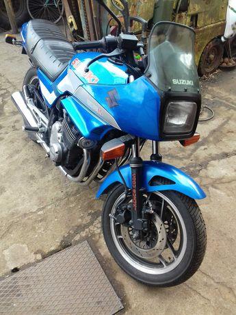 Motocykl Suzuki gsx750 cm3