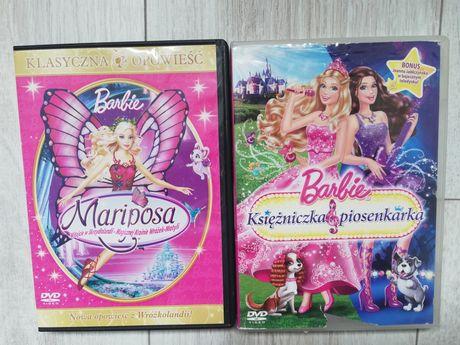 Bajki na dvd Barbie Księżniczka i piosękarka ,Barbie Mariposa