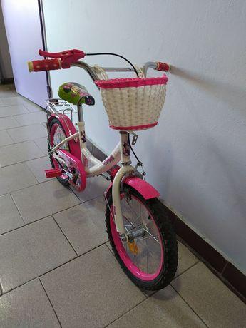 """Велосипед Profi двухколёсный 16"""" Минни Маус"""