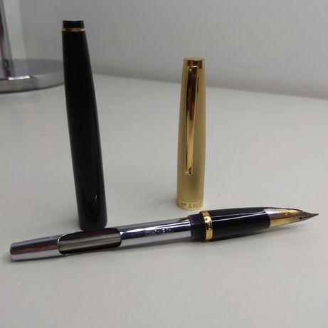 Ручка Lily 718 черная пипеточного типа