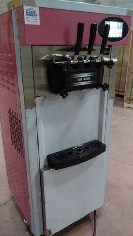 Máquina de Gelados Soft 3 Manipulos NOVA