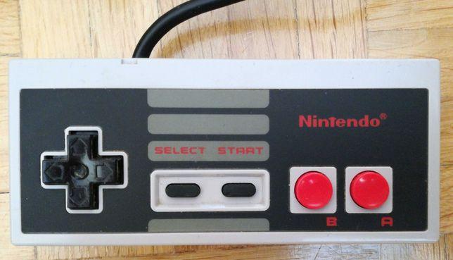 PAD NES EU USA ORYGINAŁ 100% ok nintendo konsola joystick joy retro