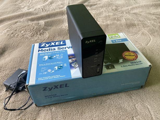 serwer Zyxel NSA310