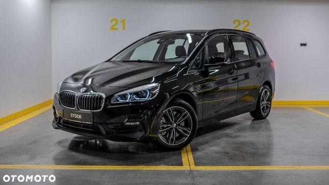 BMW Seria 2 18d 150 KM Gran Tourer Wyprzedaż rocznika 2020