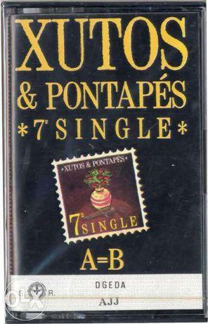Xutos & Pontapés Raridade Cassete Single Selada