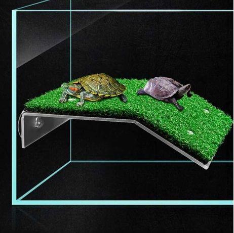Platforma dla żółwia - trawnik - NOWA